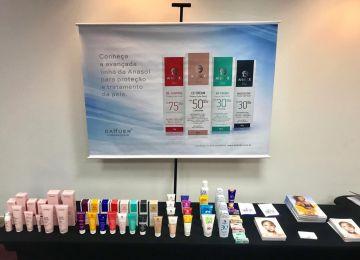 DaHuer oficializa parceria com a SBD na 61º Jornada Catarinense de Dermatologia