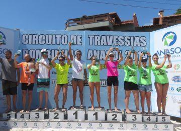 Circuito de Travessias Bombinhas Anasol: 19ª Travessia da Sepultura de Natação